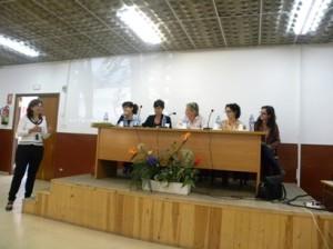 mesa redonda con emprendedoras